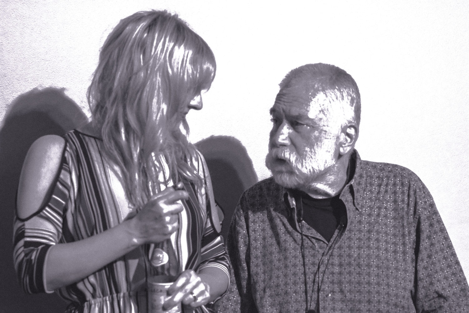 Peter Brötzmann & Heather Leigh, Felix Kubin — GMEM Marseille