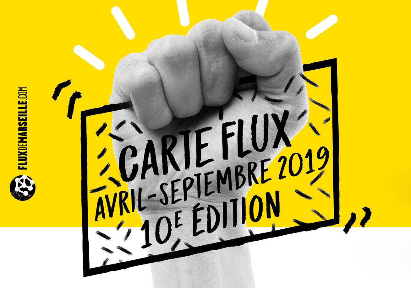 Carte Flux — GMEM Marseille